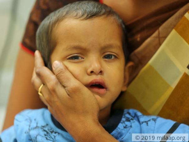 It Took A Year To Find What Was Killing Yaswanth - Save Him