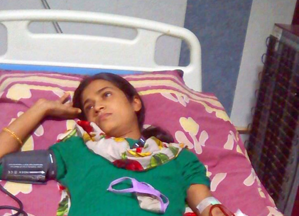Help My Wife Mamata To Undergo A Kidney Transplant
