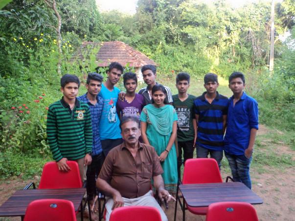 Help these poor rural students pursue their studies