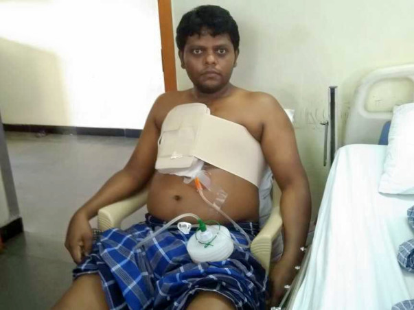 Help Anand Undergo An Open Heart surgery