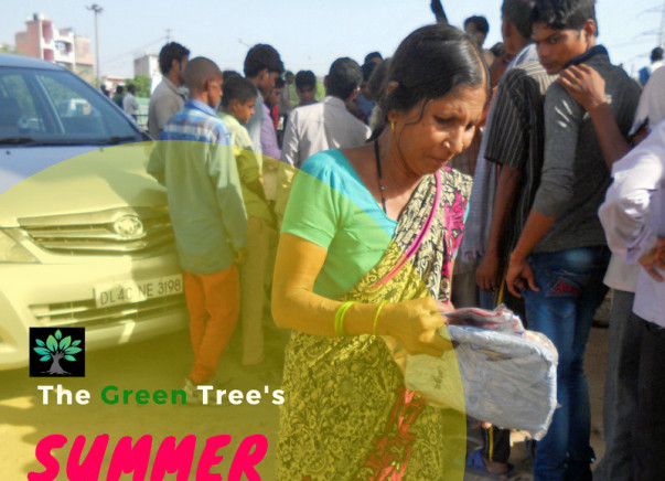 summer cloth drive -2017
