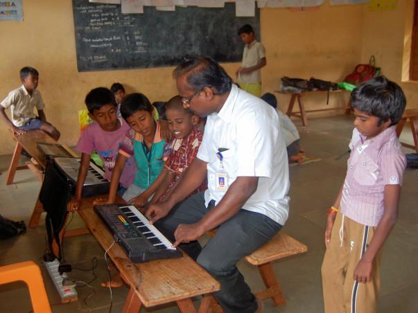 Hope Poor Children Showcase Music Talent