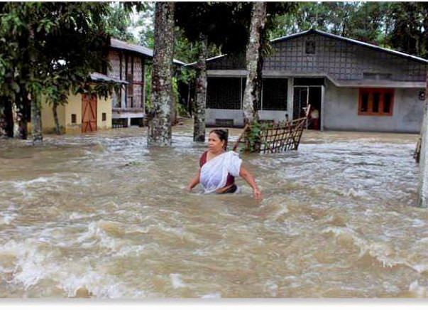 Help Provide Food and Water For Flood Victims of Assam