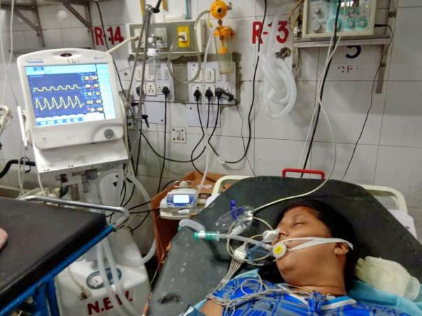 Help Meena Recover From Mustenia Gravis
