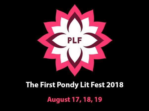 Help the 2018 Pondy Lit Fest