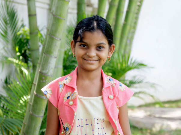 9-year-old Sthuti needs a bone marrow transplant to survive