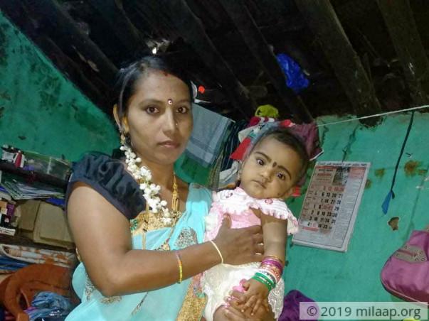 Shravya needs your help to undergo her treatment