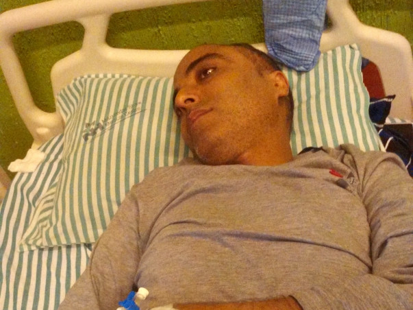 Help Naseer To Fight Acute Liver Failure (Liver Transplant)