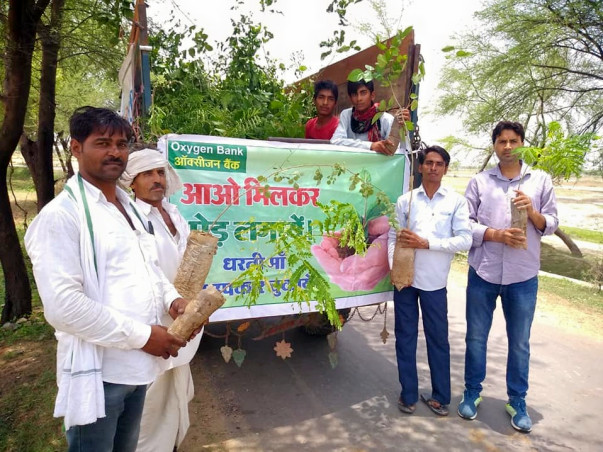 Mission Green Earth (Plant 100,000 Trees)