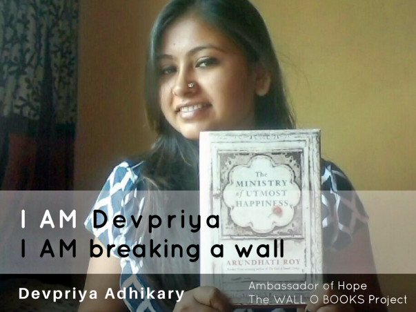 Join Devpriya to bring hope to 1 Million Kids in India