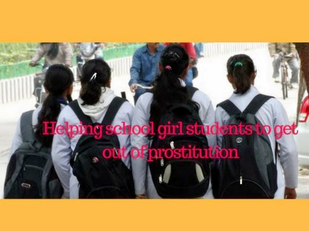 Helping School Girls Get Out Of Prostitution