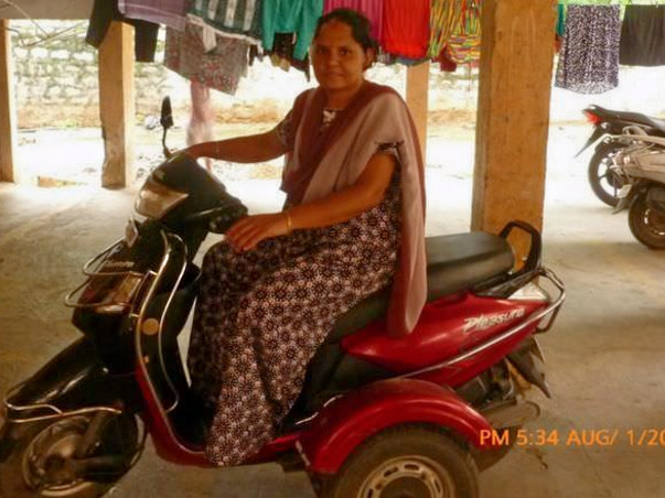 Help Sharmila Start Her Own Teastall