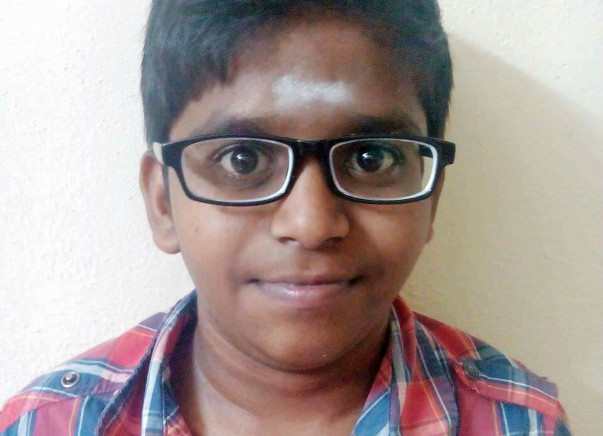Help save 15 year old Jeyaram from a rare blood disorder