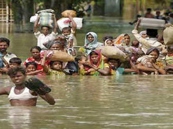 Help flood victims of Bihar.. Donate for noble cause