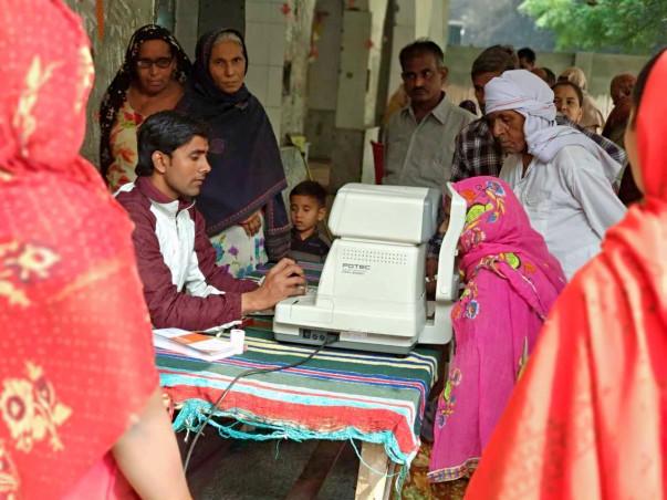help us in treating eye diseases amongst destitute