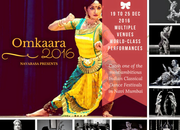 Support first of its kind Bharathanatyam Festival in Navi Mumbai