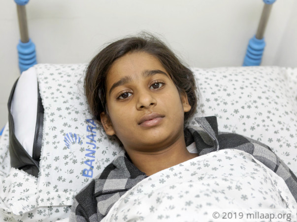 Help 13-Year-Old Aishwarya Get A Life-Saving Liver Transplant