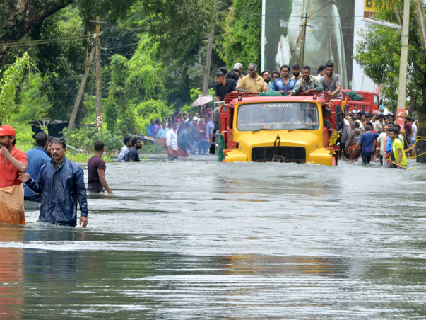 North Kerala Flood Relief - Funds Directly to relief centers HELP