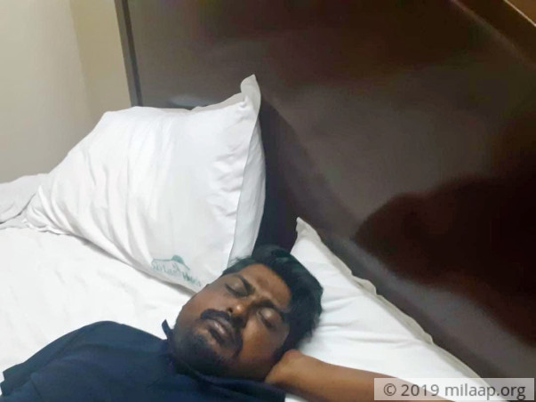 Help Sunil Fight Acute Chronic Liver Failure