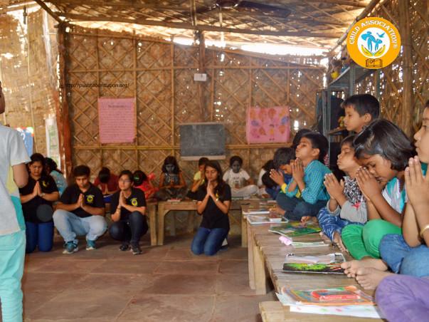 Child Association Orphanage Upgradation