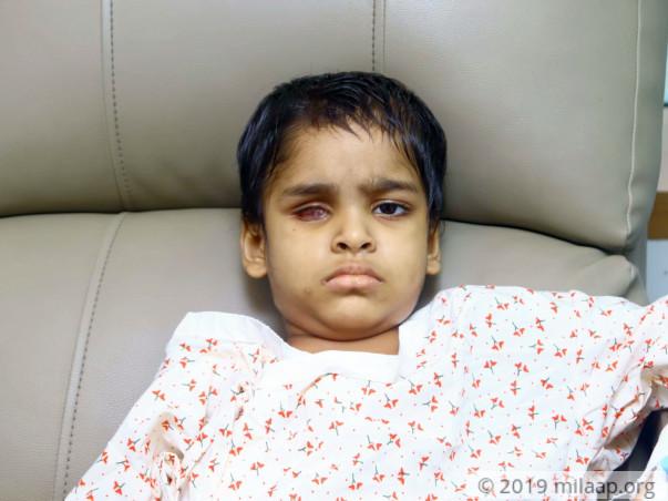 Sandhya needs your help to undergo her treatment