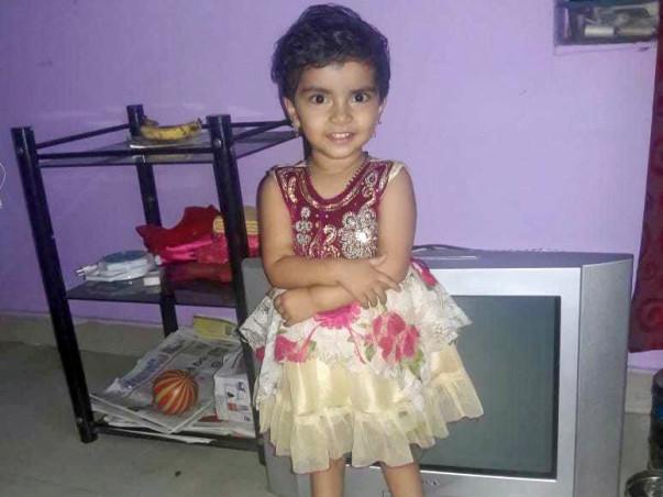 Help Ada Sharon(Just 2 year old) Fight Intestine Problem