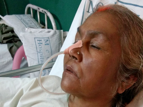 Save C. Devi, Serious Medical Issues, Spread In Ur Circles. Help Her !