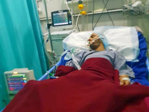 26 years old sayyed mobin husain needs your help fight cranium skull