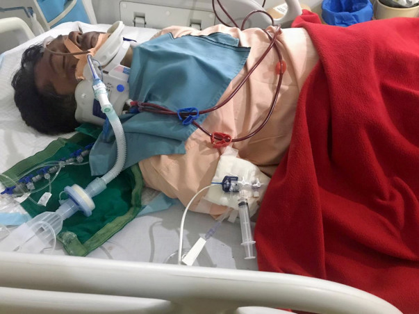 Help needed for 39 yr old - Dharmendra Patel- Accident case.