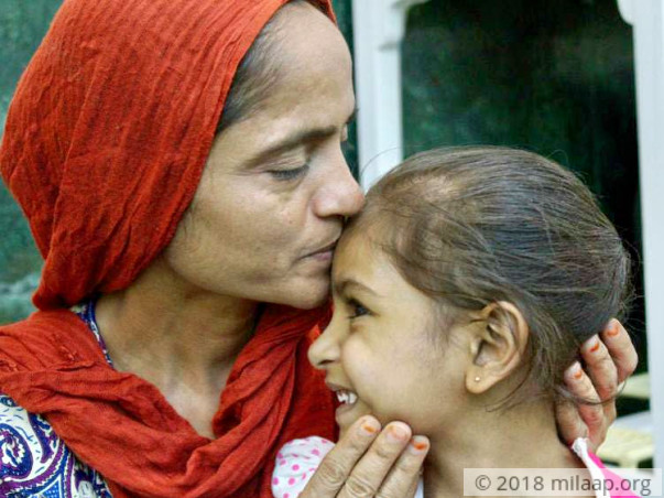 This Single Mother Cannot Save Her Daughter On Rs. 50/day Income