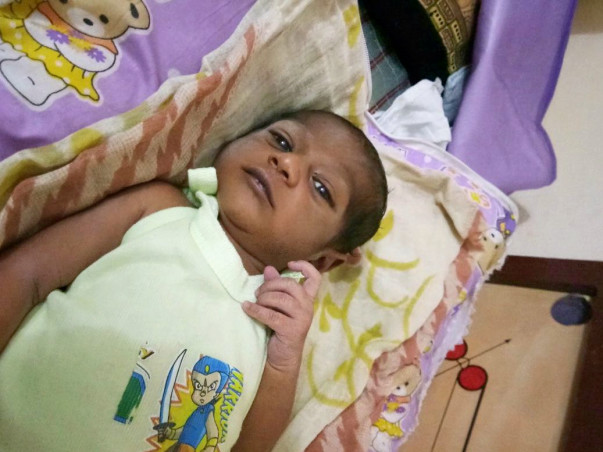 Help Srujan Get Treated for a Heart Disease