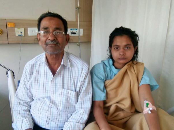 Help tahsibun fight a severe heart disease
