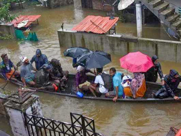 Rehabilitation & Medical Camp in Flood Affected areas of Kerala, India