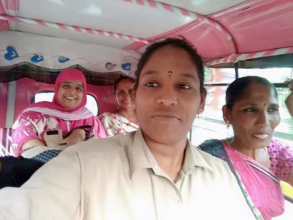 Lady Auto Driver Struggles With Repairs and Son's Education