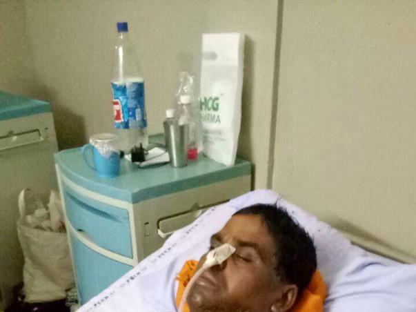 Help our dear Pahali Bhai fight cancer