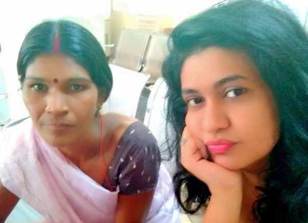 Breast cancer surgery and family support for Asha my house help