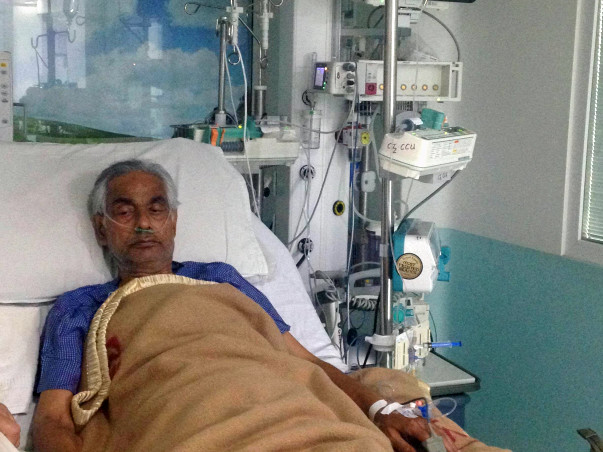 Help my Dad fight heart failure