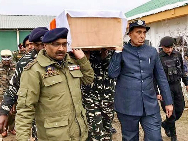 Support the Families of the Bravehearts of Pulwama attack