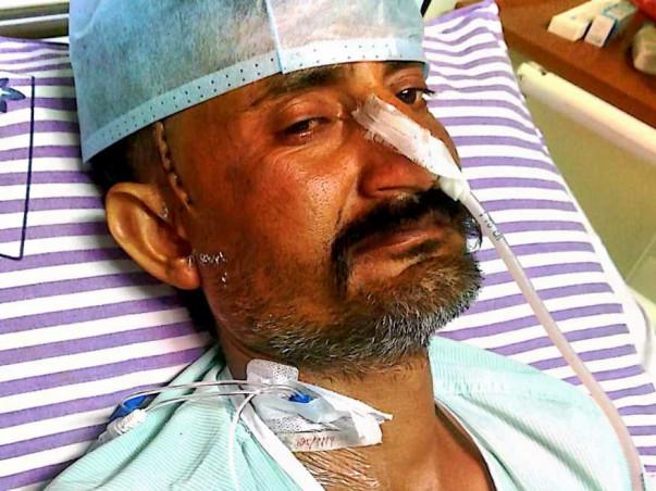 Help Vijay Pal Recover from Brain Hemorrhage
