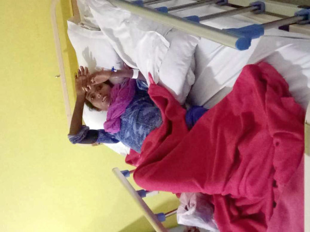 Help Kunti Chawda Suffering From Severe Systemic Sclerosis Disease.