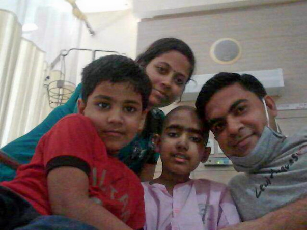 Help Rimjhim To Do Bone Marrow Transplant For Thalassemia Major