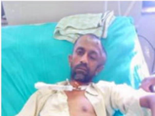 Help Ramakrishna Get Back On His Feet After His Tragic Road Accident.