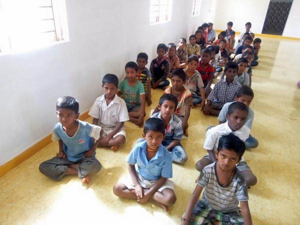 Help Orphans With Basic Resources