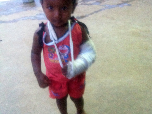 Mugunthan Fight Blood cancer