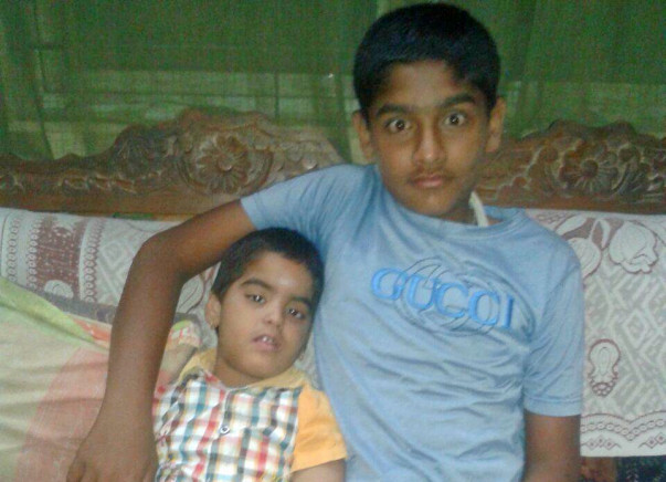 Help 4-year old Pavan fight Cerebral Palsy