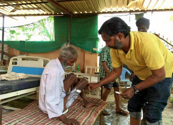 Provide medicines for the Elderly abandoned!