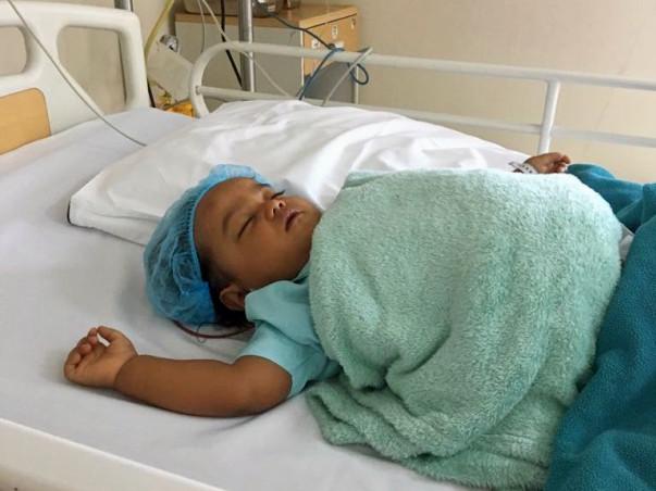Help Pradyumna Fight Congenital Heart Disease!