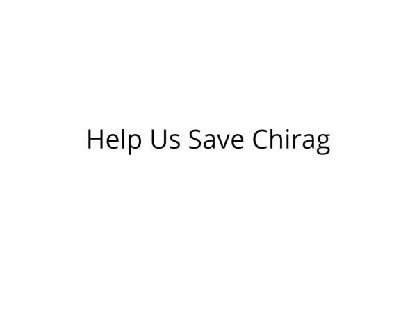 chirag shinde