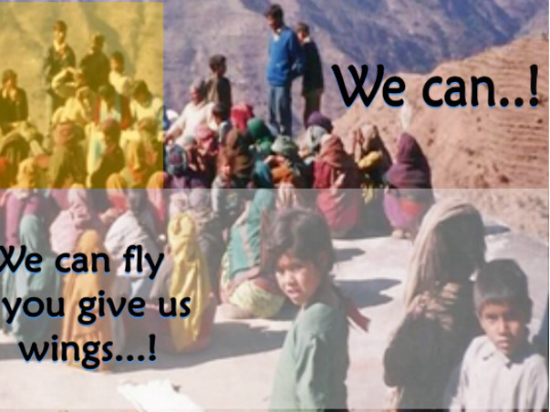 Help provide education to the needy children of Uttarakhand