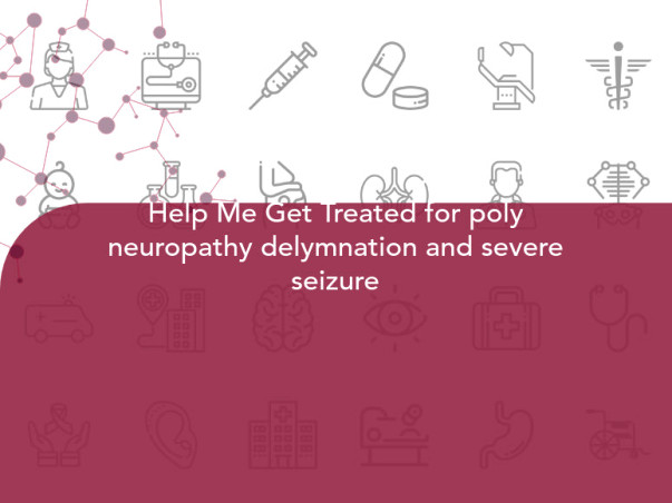 Help Me Get Treated for poly neuropathy delymnation and Depression
